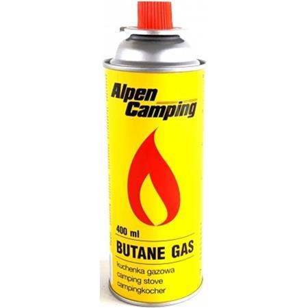 CARTOUCHE DE GAZ ALPEN CAMPING