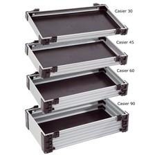 CASIER ALU RIVE BOX F5 - Casier 30 - N°650010