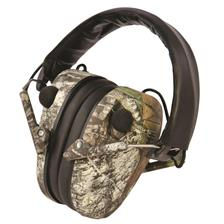 CASQUE AMPLIFICATEUR ROC IMPORT E MAX LOW PROFILE - CAMO