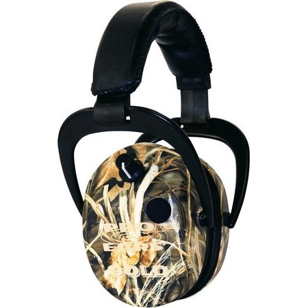 CASQUE AMPLIFICATEUR ROC IMPORT PRO EARS STALKER GOLD - CAMOU