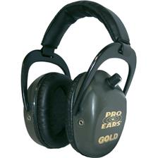CASQUE AMPLIFICATEUR ROC IMPORT PRO EARS STALKER GOLD - VERT