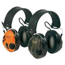 CASQUE ANTI BRUIT ELECTRONIQUE PELTOR SPORTTAC ORANGE