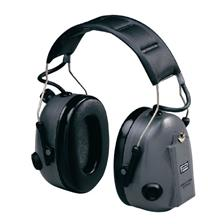 CASQUE ANTI BRUIT ELECTRONIQUE PELTOR TACTICAL XP