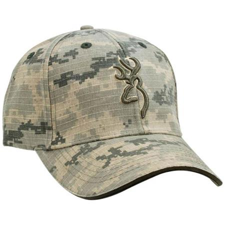 CASQUETTE HOMME BROWNING DIGI - CAMO