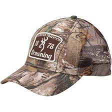 CASQUETTE HOMME BROWNING OUTDOOR TRAD RTX - CAMOU