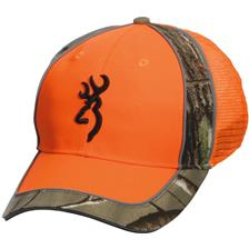 CASQUETTE HOMME BROWNING POLSON MESHBACK ORANGE - 308134011