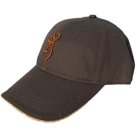 CASQUETTE HOMME BROWNING TRENTON - GRIS