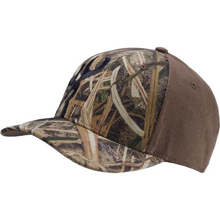 CASQUETTE HOMME BROWNING UNLIMITED - CAMOU MARRON