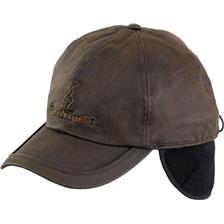 CASQUETTE HOMME BROWNING WINTER HUILEE POLAIRE - VERT