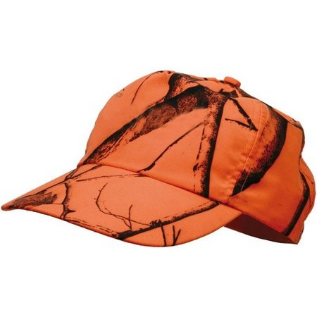 CASQUETTE HOMME COLOMBI SPORTS SPORTS 3D CAMOU ORANGE