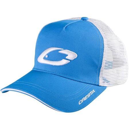 CASQUETTE HOMME CRESTA TRUCKER CAP - BLEU