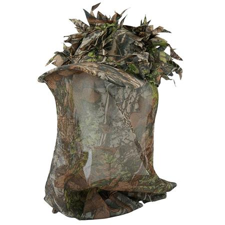 CASQUETTE HOMME DEERHUNTER SNEAKY 3D WITH FACEMASK - CAMO