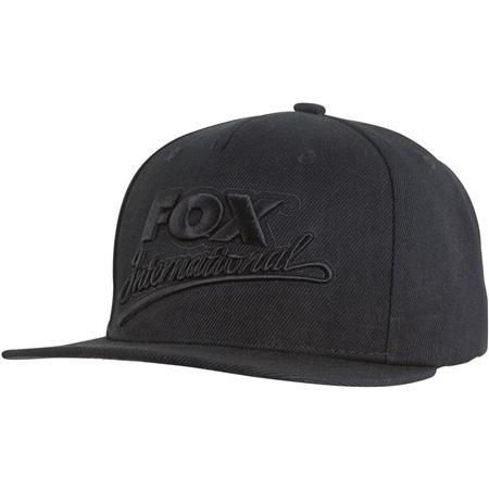 CASQUETTE HOMME FOX BLACK SNAPBACK