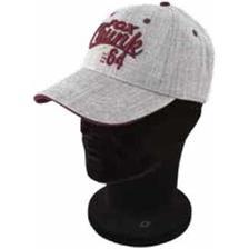 CHUNK BASEBALL CAP GRIS CPR602