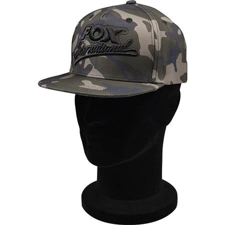 CASQUETTE HOMME FOX COLLEGE SNAP BACK - CAMO