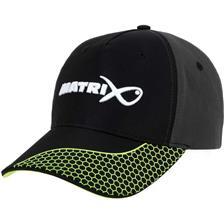 CASQUETTE HOMME FOX MATRIX BASEBALL CAP - NOIR
