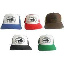 Apparel French Touch Fishing TRUCKER COLORIS NOIR