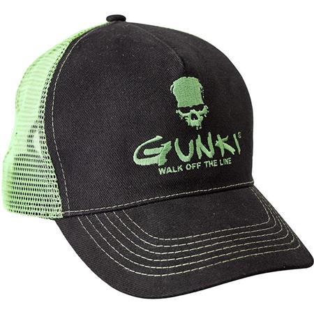 CASQUETTE HOMME GUNKI TRUCKER BLACK - NOIR