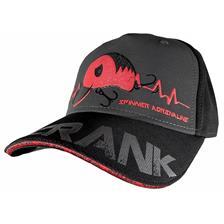 Apparel Hot Spot Design CAP CRANK NOIR/GRIS 010102599