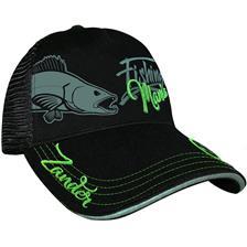 Apparel Hot Spot Design CAP ZANDER MANIA NOIR 010101399
