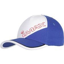 CASQUETTE HOMME IMAX COAST CAP - BLEU