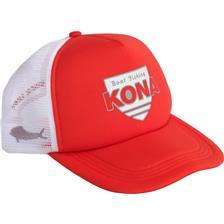 Apparel Kona CASQUETTE HOMME ROUGE 853628