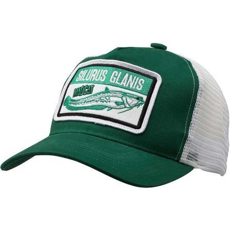 CASQUETTE HOMME MADCAT SILURUS GLANIS CAP - VERT/BLANC