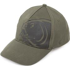 BANK GREEN BASEBALL CAP KAKI C0158