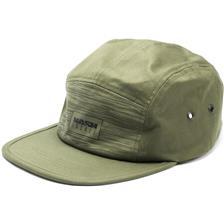 GREEN 5 PANEL CAP VERT C5219