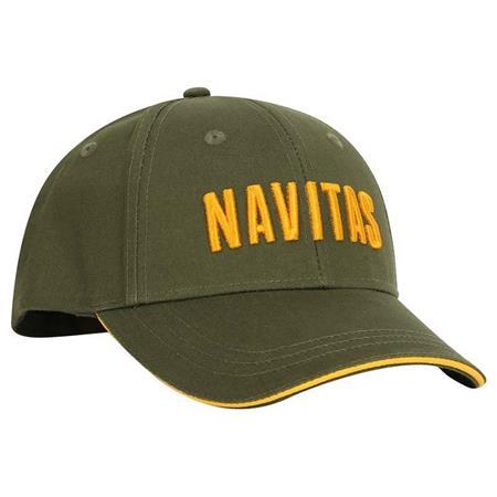 CASQUETTE HOMME NAVITAS CORPORATE 6 PANEL CAP - VERT