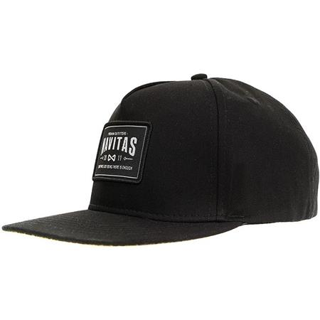 CASQUETTE HOMME NAVITAS MFG SNAPBACK CAP - NOIR