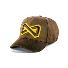 WAXED NFINITY CAP VERT NTCA003