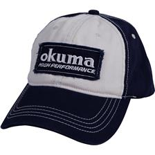 CASQUETTE HOMME OKUMA FULL BACK - BLEU/BLANC