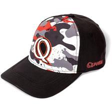 CASQUETTE HOMME QUANTUM Q-CAP - BLACK CAMO