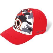 CASQUETTE HOMME QUANTUM Q-CAP - RED CAMO