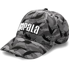 CASQUETTE HOMME RAPALA A LED - CAMOU