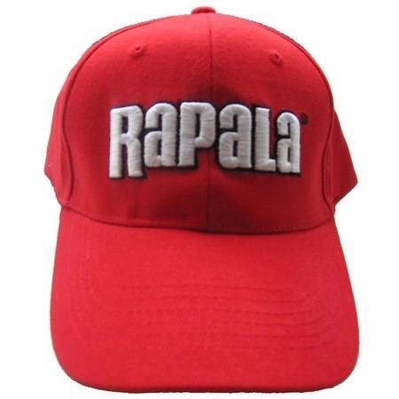 CASQUETTE HOMME RAPALA - ROUGE