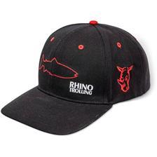 Apparel Rhino TROLLING CAP NOIR/ROUGE 9788200