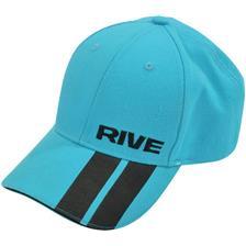 CASQUETTE HOMME RIVE AQUA - BLEU/NOIR