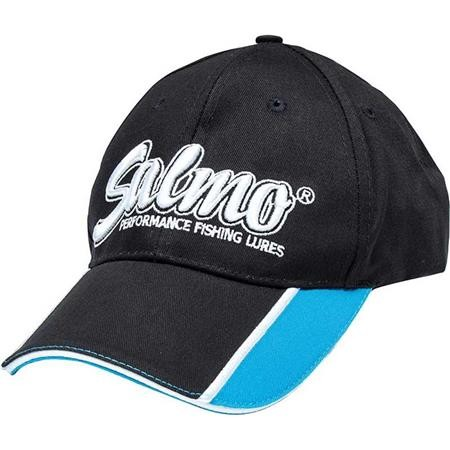 CASQUETTE HOMME SALMO BASEBALL CAP - NOIR