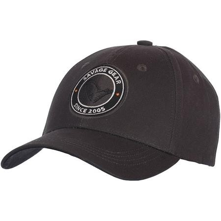 CASQUETTE HOMME SAVAGE GEAR SIMPLY SAVAGE BADGE - NOIR