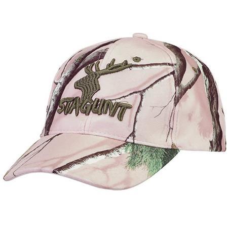 CASQUETTE HOMME STAGUNT CAMO CAP - PINK CAMO