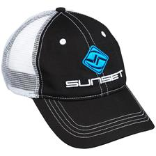 Apparel Sunset SUNCAP TRUCKER NOIR STSCG2641