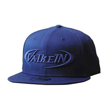 CASQUETTE HOMME VALKEIN FLAT CAP - BLEU