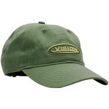 CASQUETTE HOMME VISION CLASSIC - OLIVE