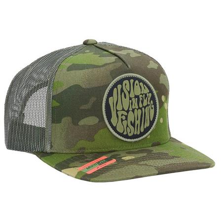 CASQUETTE HOMME VISION PSYKE - CAMO