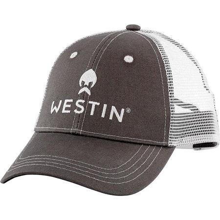 CASQUETTE HOMME WESTIN TRUCKER CAP - GRIS