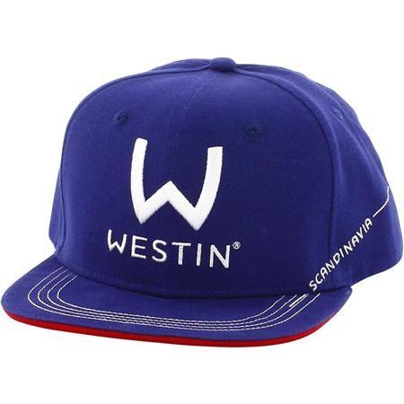CASQUETTE HOMME WESTIN W VIKING HELMET - BLEU