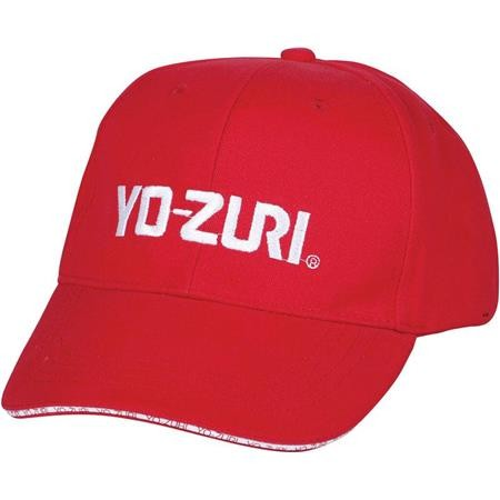 CASQUETTE HOMME YO-ZURI ROUGE
