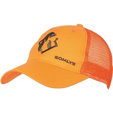 CASQUETTE JUNIOR SOMLYS 920K - ORANGE